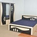 Bed n wardrobe set