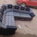 Corner sofa set  model 222