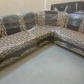 Corner sofa set brand new