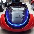 Brand new led light toy car