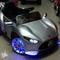 Brand new metallic benz toy car
