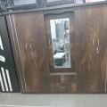 Wardrobe king size 5 door