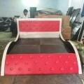 S design bedroom bed
