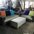 Interior designer sofa