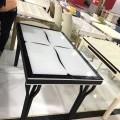 Designer marble dinning