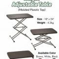 folding  tabel