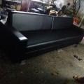 Rexin office sofa size 10 feet