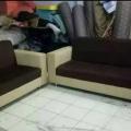 Sofa square handle