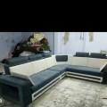 Corner heavy sofa