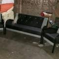 Folding metal sofa in rajkot model A03