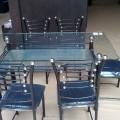 Metal Dinning 6 seater ahmedabad