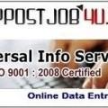 The Easiest Online Ad Posting Job.