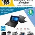 Dell Vostro 3568 notebook with 1 Yr Warranty