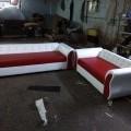 Rexin sofa 3+2 brand new