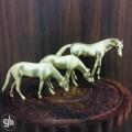 3 Brass Horses Family