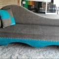 Designer sofa cum diwan