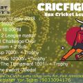 Crick fight boc cricket