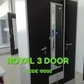 Royal 3 door dressing