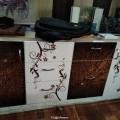Pvc kichen cabinet
