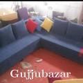 Corner sofa in new design