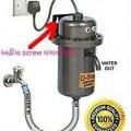 Portable geyser (power saver)