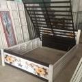 6x5 metal full hydraulic bed