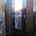 Plywood 3 door wardrobe