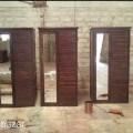 2 door plywood wardrobe