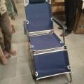 Steel aaram chair