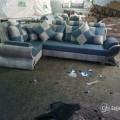 Corner sofa chowkadi design