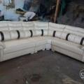 Imported corner sofa set.