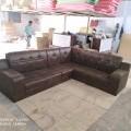 L shape corner sofa set.