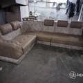 Brand new c shape corner sofa set.