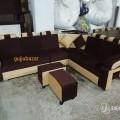 Corner sofa near Punagam