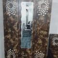 CNC Wardrobe in 3 door
