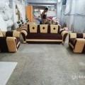 3+1+1 sofa set brand new