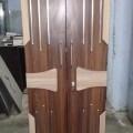 2 door wardrobe near Pal 75x24