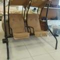 2 seater canopy swing/jhula