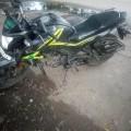 Honda hornet bike