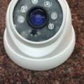 CCTV camera fiting