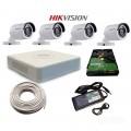 CCTV CAMERAS SET