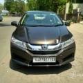 Car :- Honda city