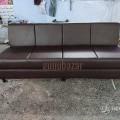 4 seater armless sofa