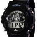 Digital watch for man