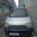 Wagon r lx cng with petrol