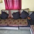 Corner sofa set