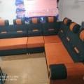 New corner sofa 2+2+1+1