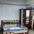 Bed and wardrobe near Athwa Gate