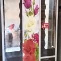 3 door metal almary