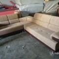 Sofa set corner